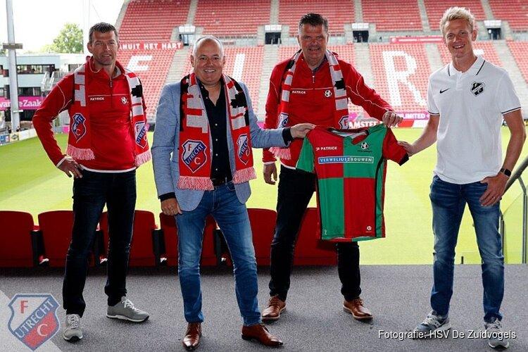 FC Utrecht verwelkomt HSV De Zuidvogels als RAC-club
