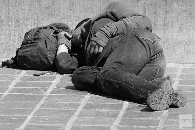 Hilversum wil geld om daklozen te helpen: aantal daklozen neemt toe