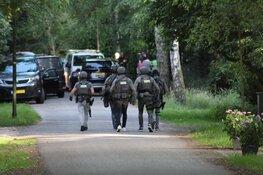 Politie valt villa binnen in Naarden