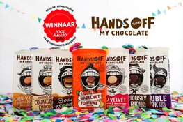 Hands Off My Chocolate wint FoodAward 2020 & inspirerende vrouwelijke ondernemer
