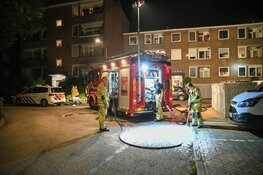 Auto door brand verwoest in Hilversum