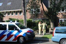Gewonde bij vreemde lucht in woning in Bussum