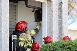 Brandmelding bedrijfspand Kabelweg Huizen