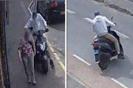 Politie verspreidt beelden van serie-kettingrukker in 't Gooi