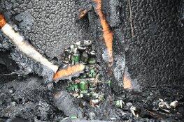 Patatkraam in brand gestoken aan de Loosdrechtse plassen