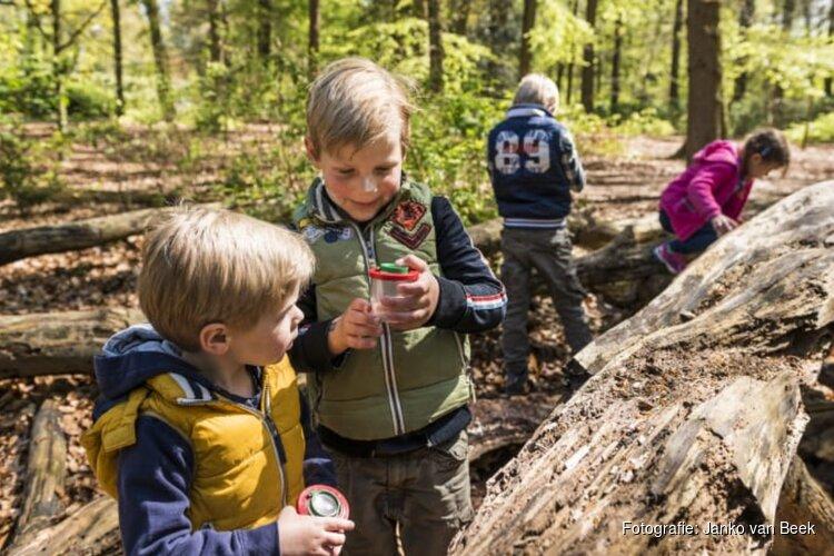 OERRR Bossafari met de boswachter in 's-Graveland