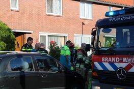 Gewonde bij keukenbrand in Bussum