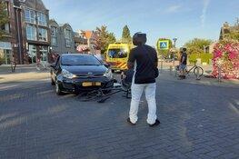 Wielrenner gewond na ongeval Eemnes