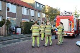 Incident met palletkachel zorgt voor fikse rookontwikkeling