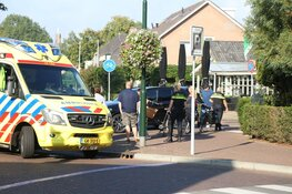 Fietser gewond na ongeval in Huizen