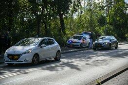 Auto's knallen op elkaar in Hilversum, verkeer loopt vast