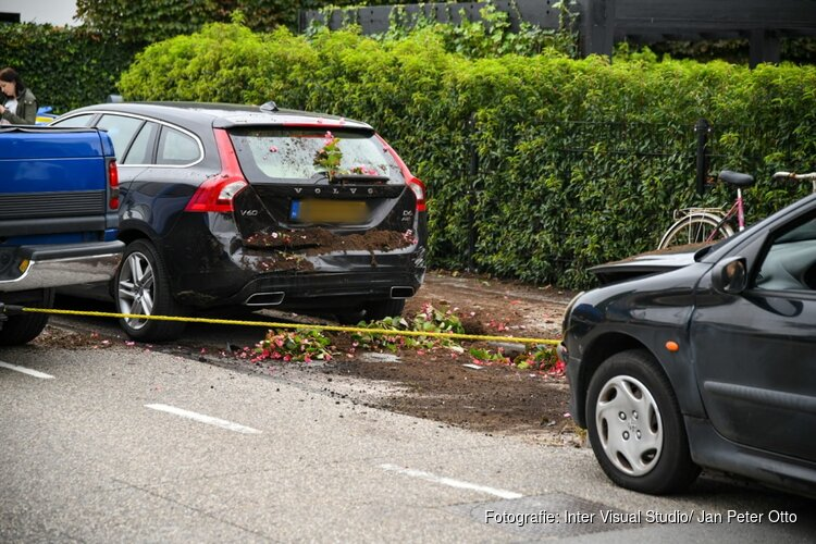 Ravage na ongeluk in Loosdrecht