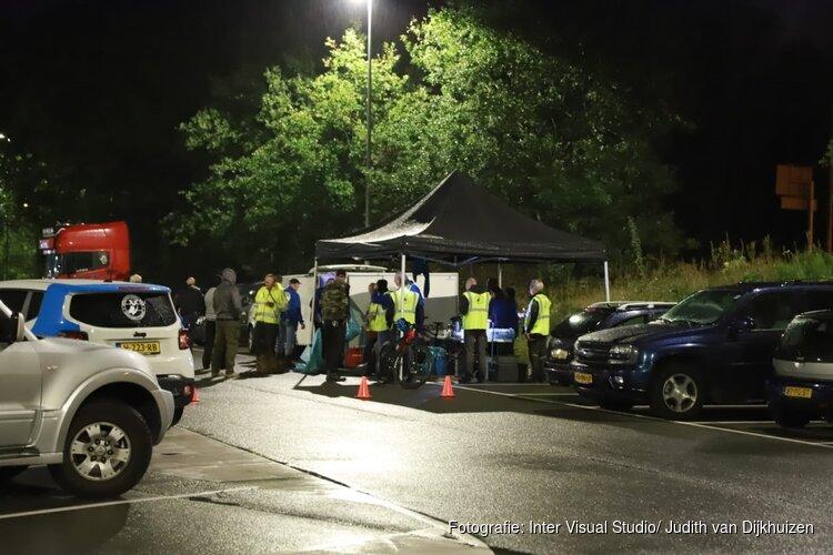 Grote zoekactie naar 80-jarige vermiste man in Bussum