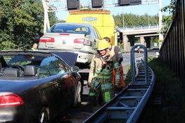 Twee auto's betrokken bij ongeval bij Naarden