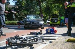 Fietsster aangereden in Loosdrecht