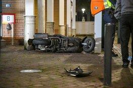 Scooterrijder zwaar gewond bij ongeval
