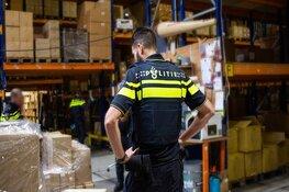 Grote zoekactie betrokkenheid drugshandel