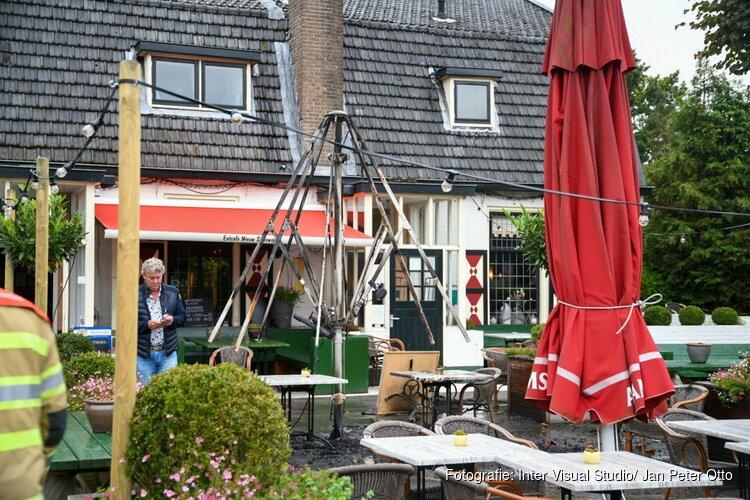 Brandweer naar het verkeerde adres in Hilversum