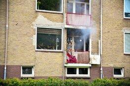 Woningbrand Hilversum, persoon aangehouden